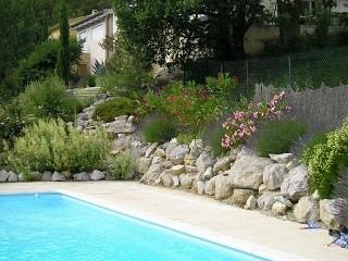 La Rochette i Provence